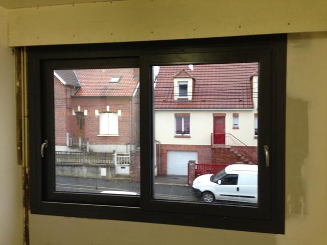 Fenetre pvc couleur best cout fenetre double vitrage mots for Cout fenetre double vitrage